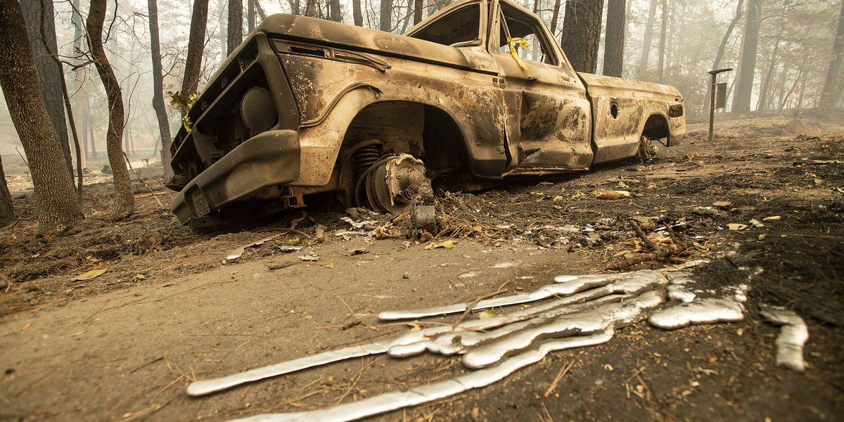 Death toll in Northern California wildfire rises to 23