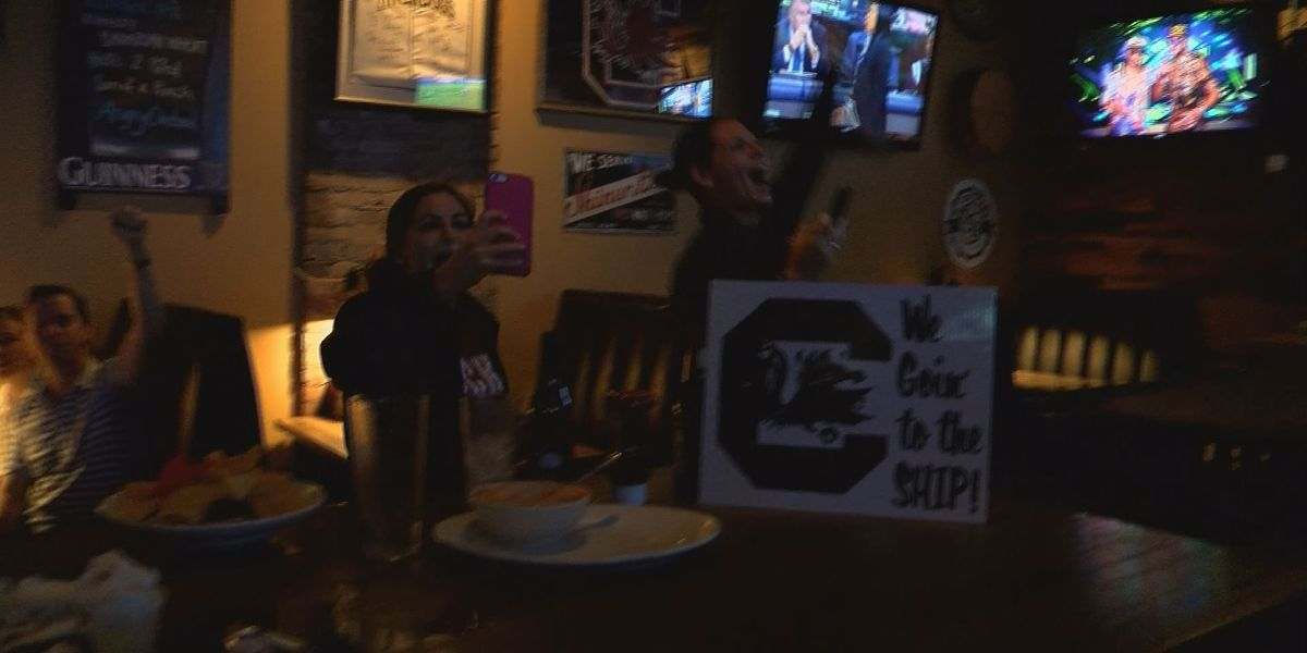 Locals fans proud of South Carolina women's basketball first national championship win
