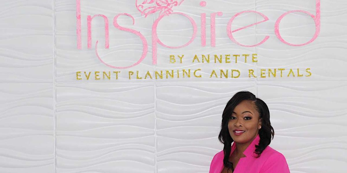 Passion to Paycheck: Courtney Scipio fulfills mom's passion for event planning after mother killed by domestic violence