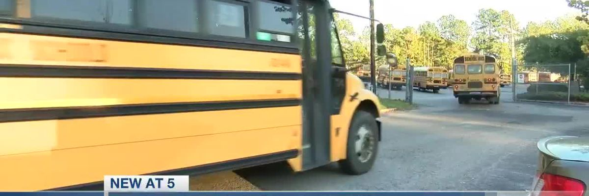 VIDEO: Dorchester District Two school bus routes impacted by quarantined bus drivers