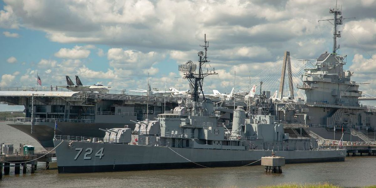 Patriots Point hosts USS Laffey Memorial Service