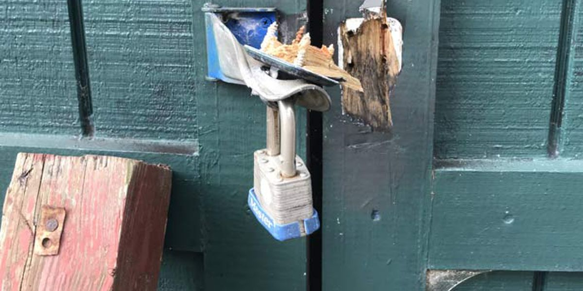Break-ins have Johns Island business owners on alert