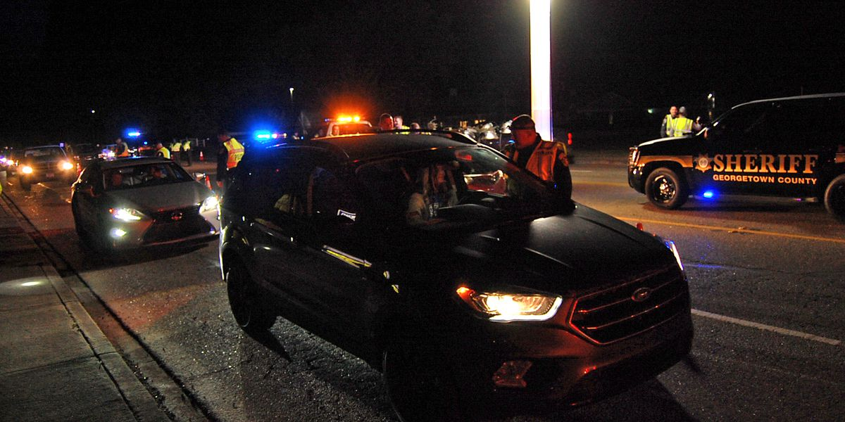 Georgetown deputies conducts a traffic safety stop leads to citations and arrests