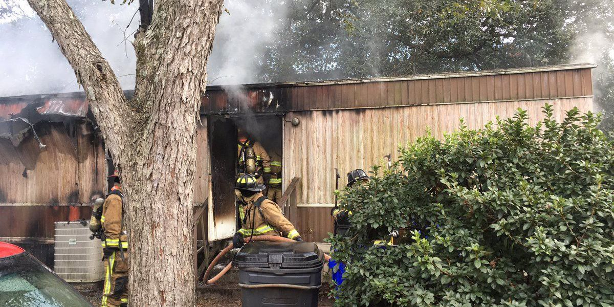 Red Cross helping family following N. Charleston house fire