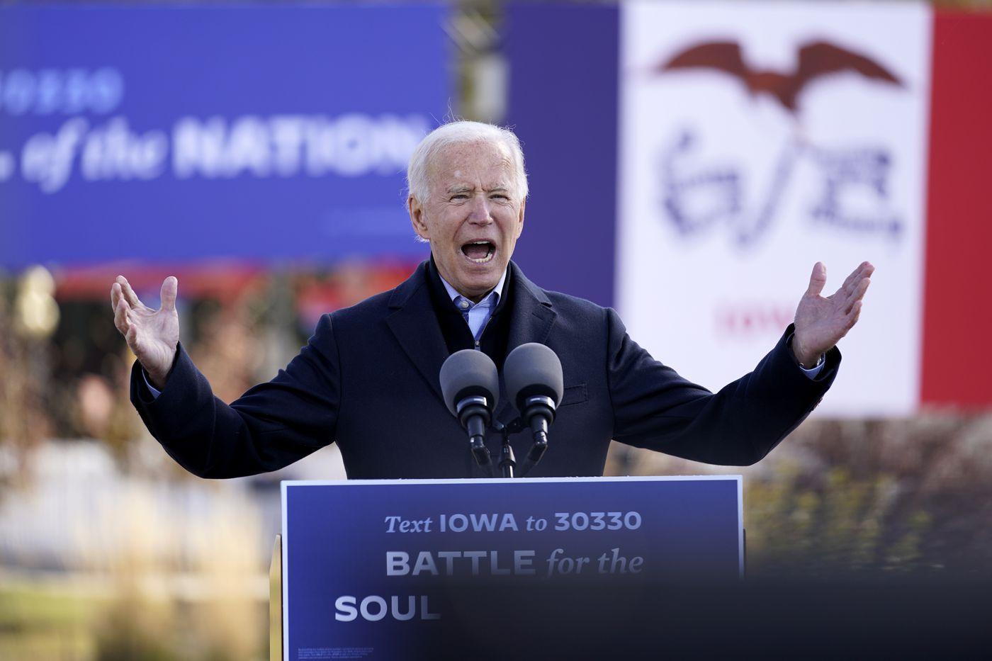 Biden, Obama make a final appeal to Michigan's Black voters