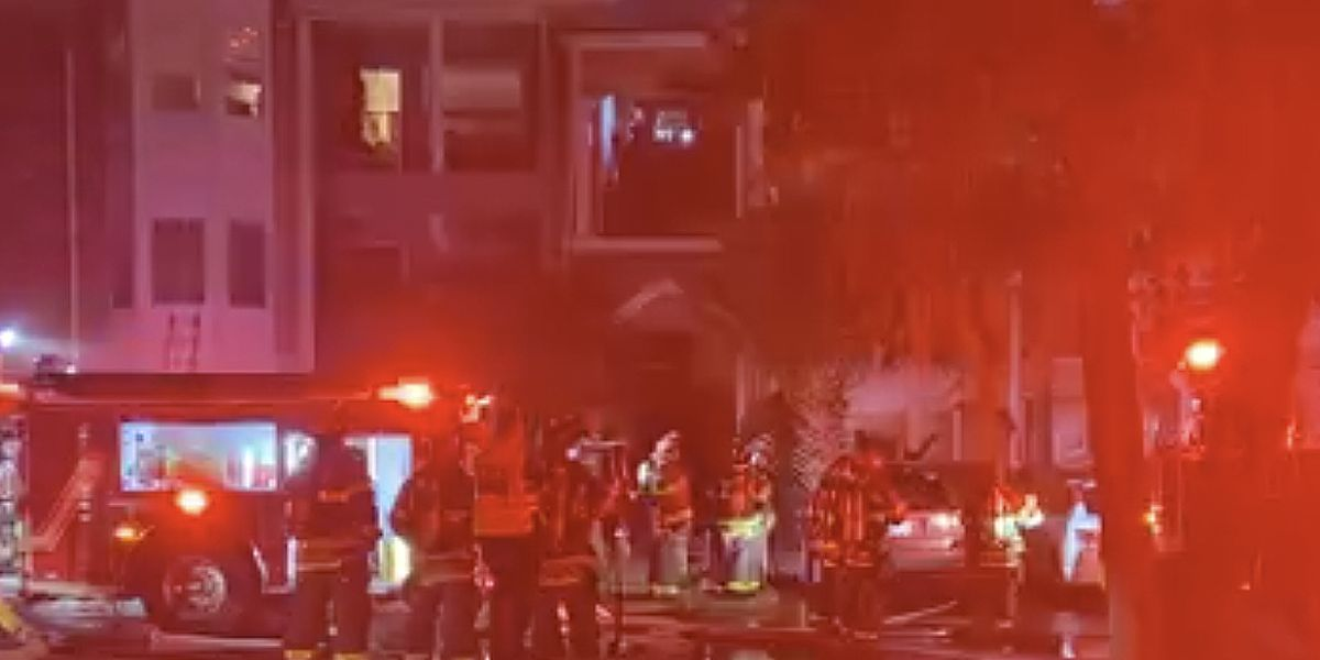Red Cross helps dozens after apartment complex fire in West Ashley