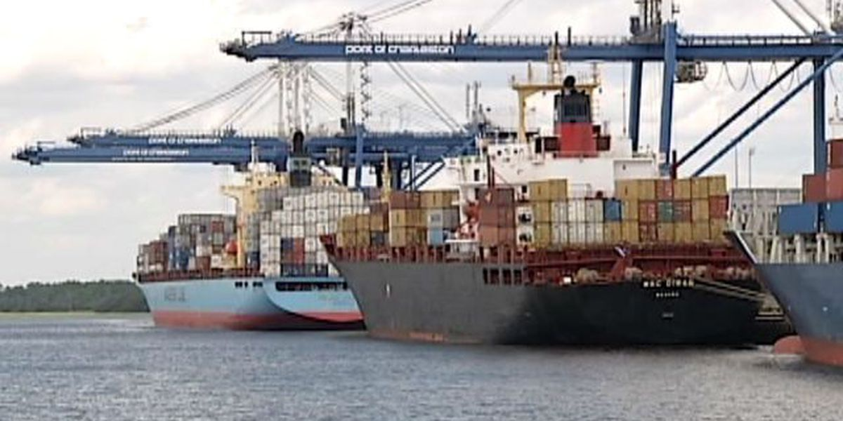 Business continues to be brisk at SC ports