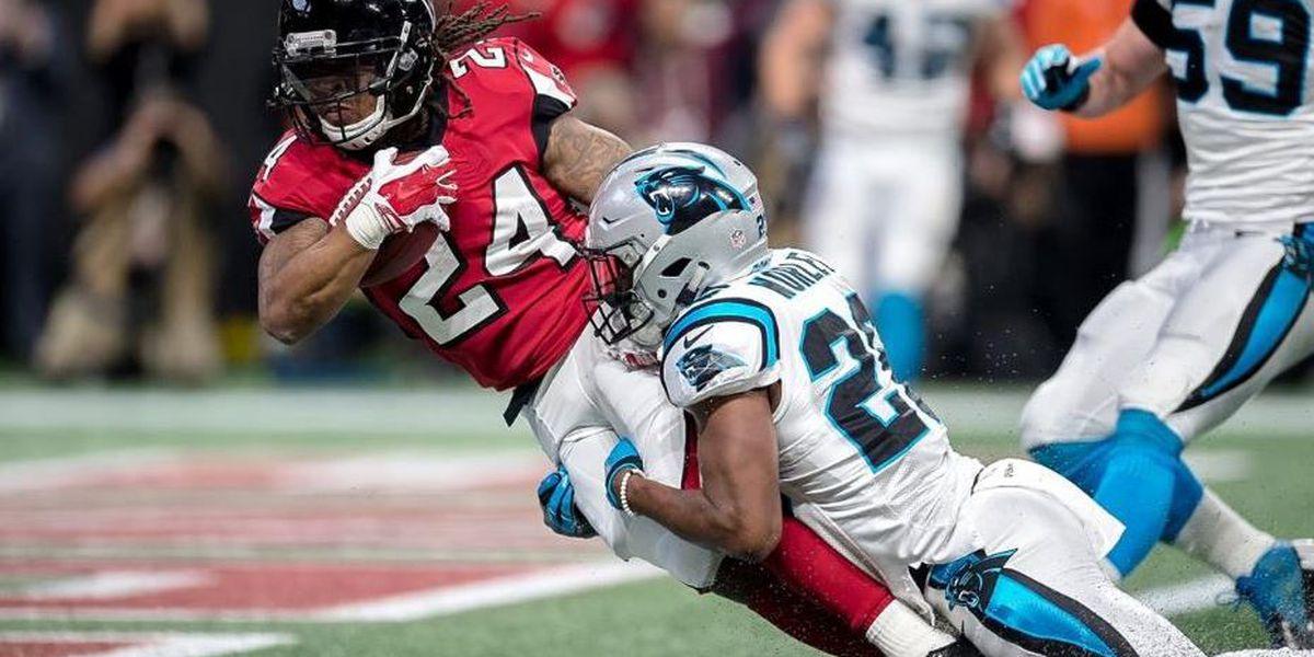 Panthers fall in regular season finale in Atlanta
