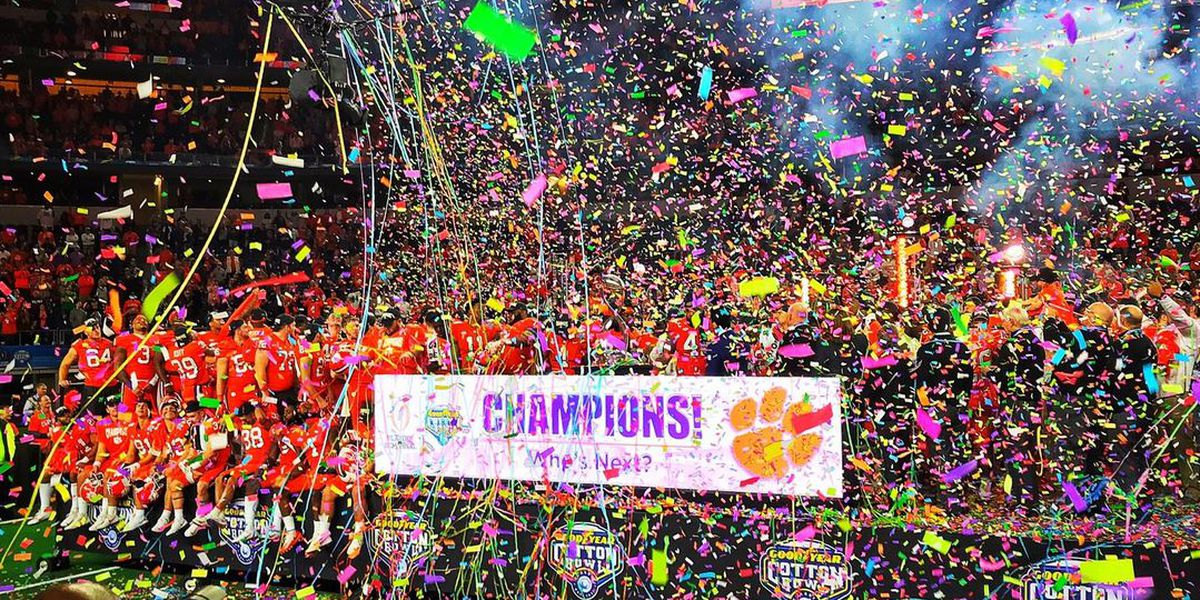 National Championship bound: Clemson crushes Notre Dame in semifinal