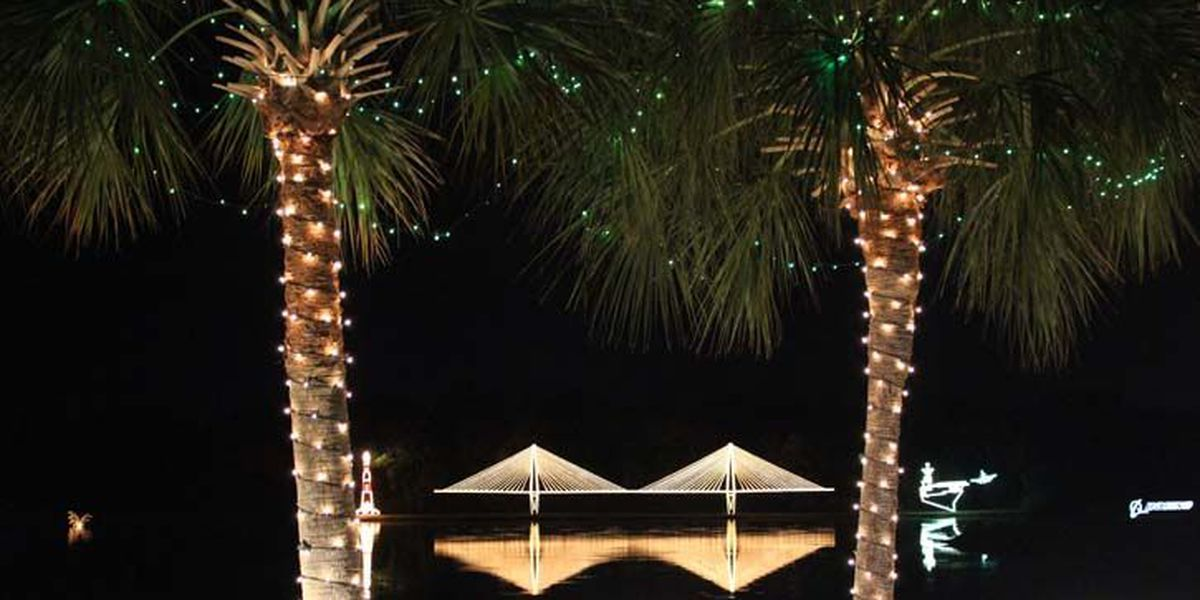 The Holiday Festival of Lights at James Island County Park returns