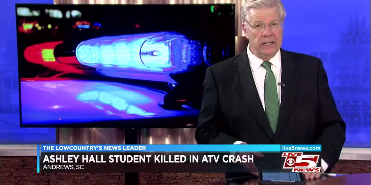 VIDEO: Coroner identifies Ashley Hall student killed in weekend ATV accident