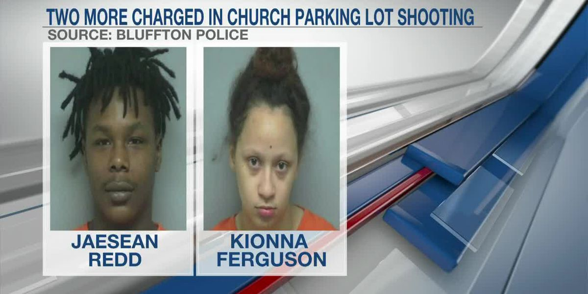 VIDEO: 2 more charged in connection with deadly Bluffton church parking lot shooting, police say