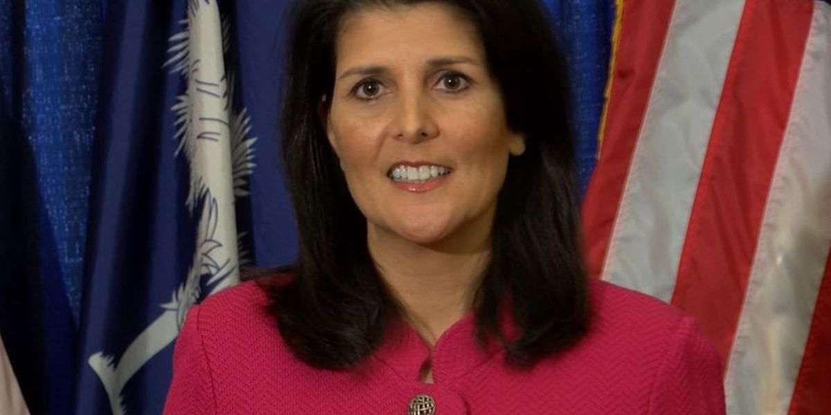 Haley answers questions on Capitol Hill for UN ambassador confirmation hearing