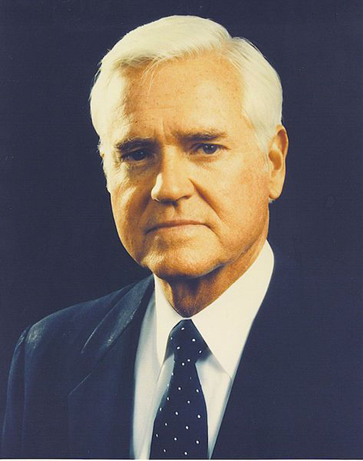 Sen. Ernest 'Fritz' Hollings (Source: U.S. Congress)