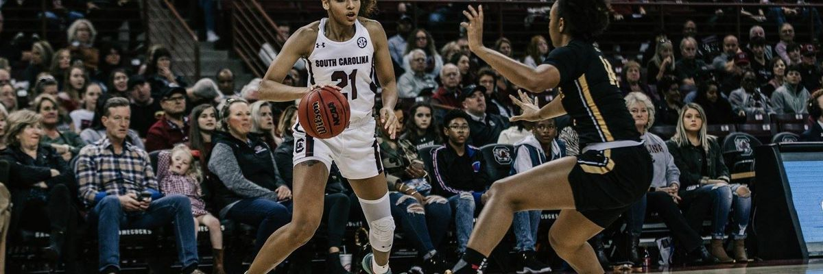 No. 6 Gamecocks' hot start leads to 92-50 App State blowout