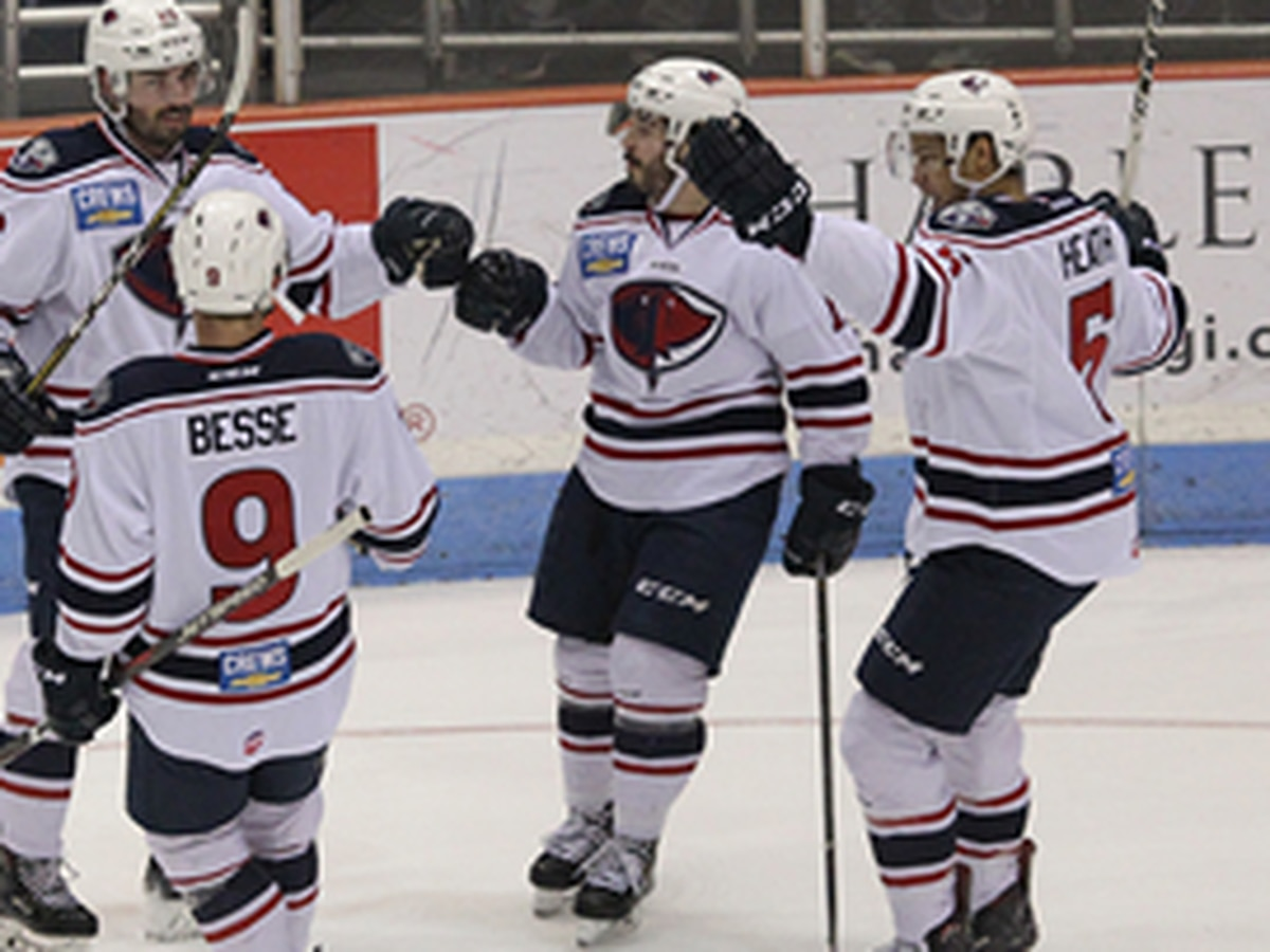 6 Different Scorers Give Stingrays Win Over Florida