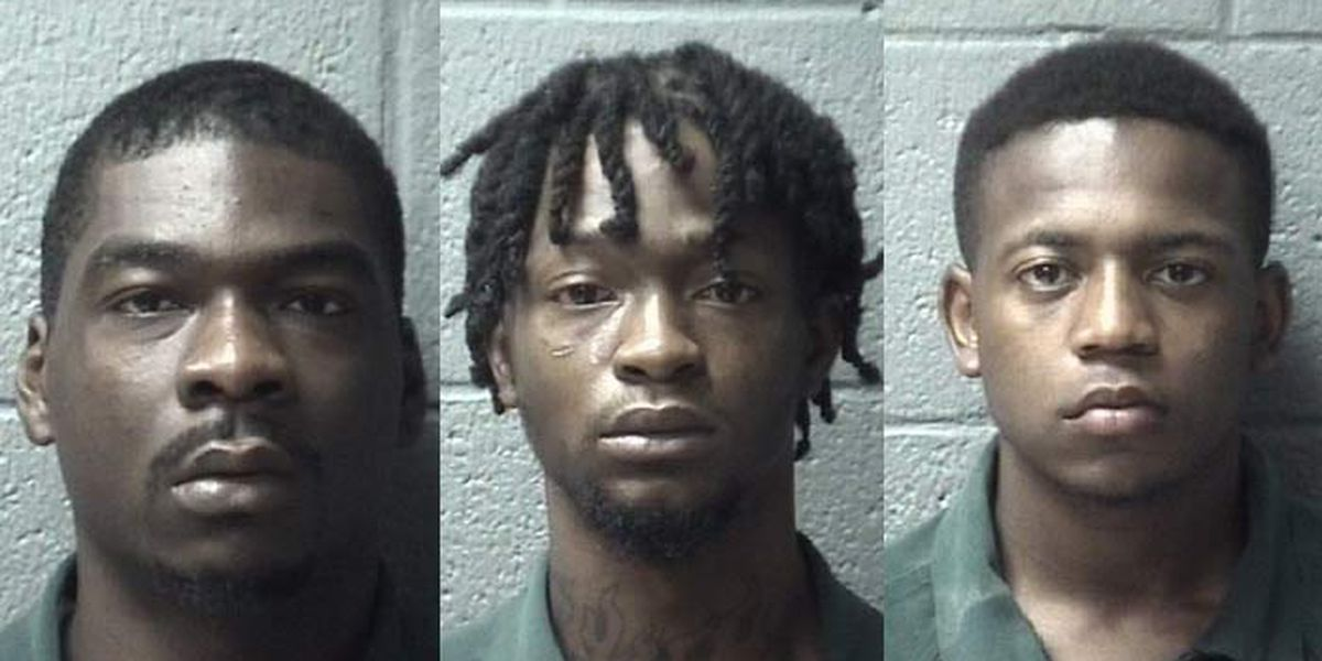 Deputies arrest 4, including 16-year-old, after report of shots fired