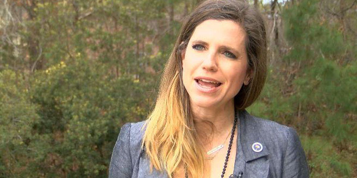 Citadel alumni express frustration with Shannon Faulkner's speech on Saturday