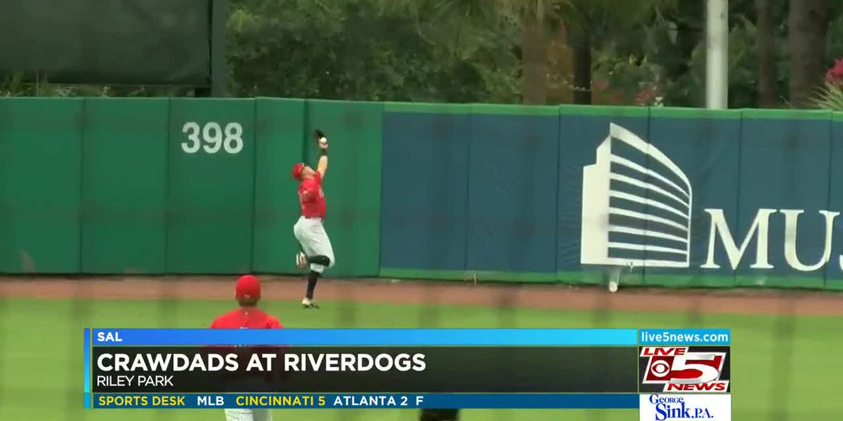 VIDEO: RiverDogs earn 2-1 win over Hickory on Friday