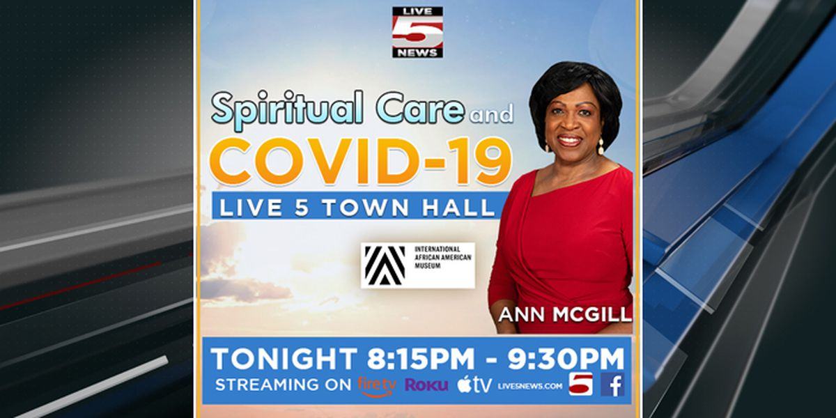 Spiritual Care and COVID-19: Town hall explores challenges clergy face during pandemic