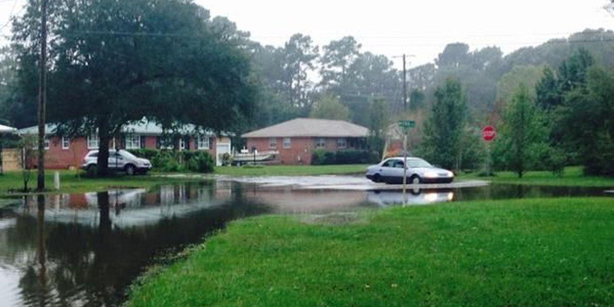 Flood slams South Carolina's already shoddy infrastructure