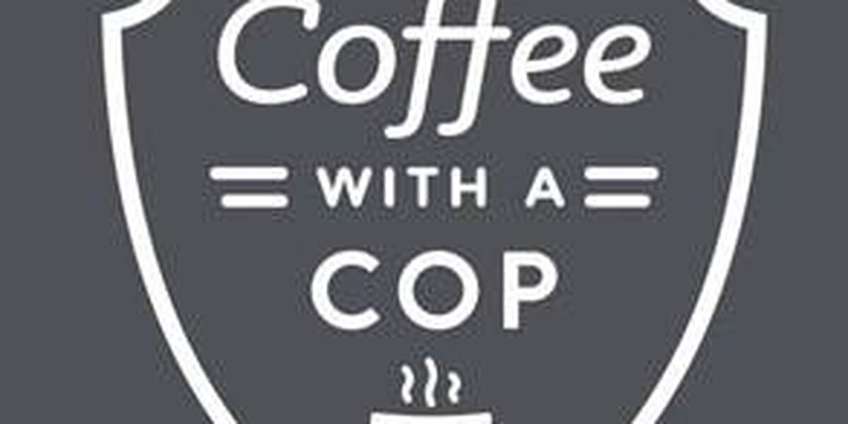 Mt. Pleasant police to host Coffee with a Cop