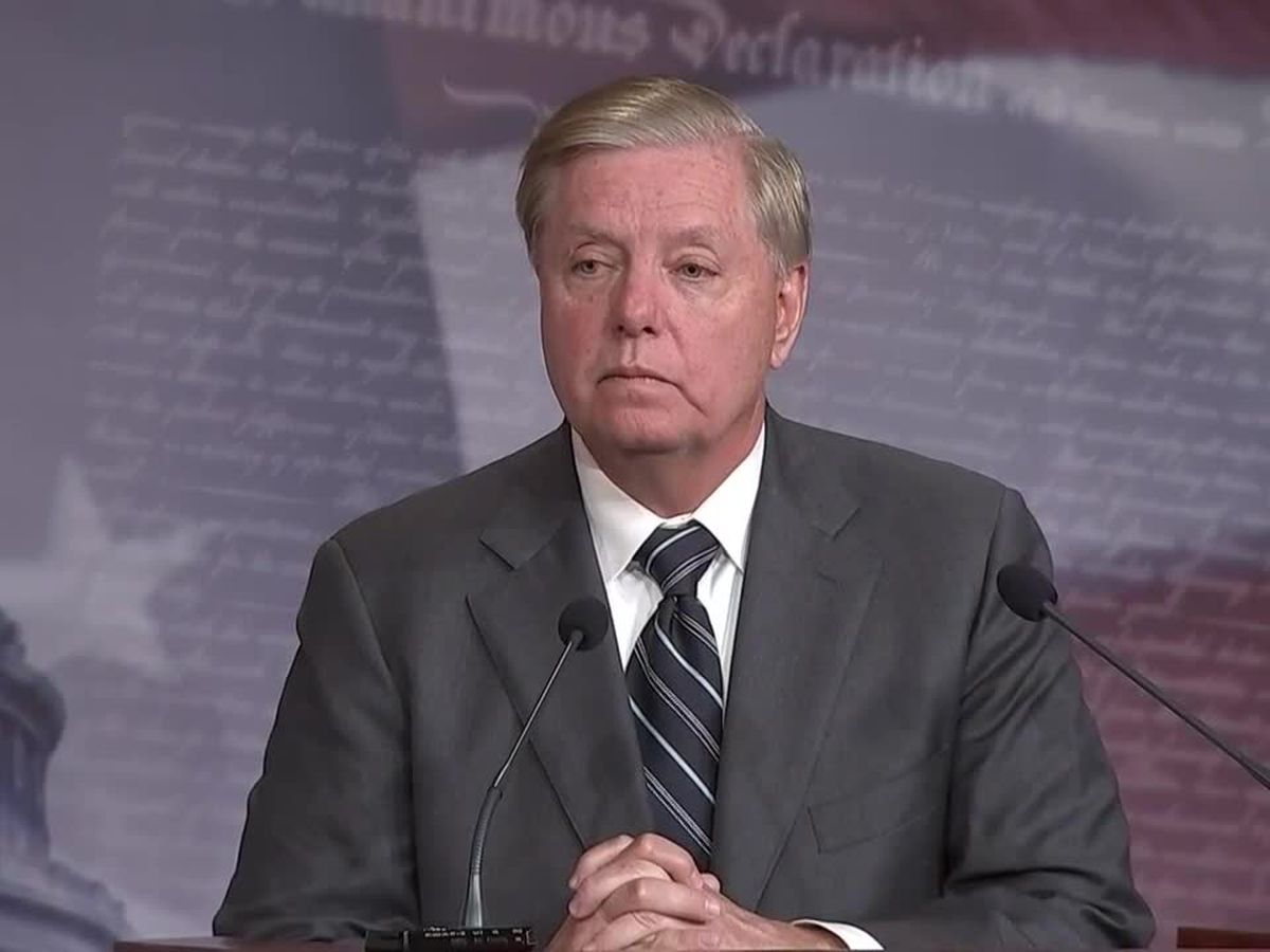 Sen. Lindsey Graham, MUSC and business officials discuss next COVID-19 recovery steps