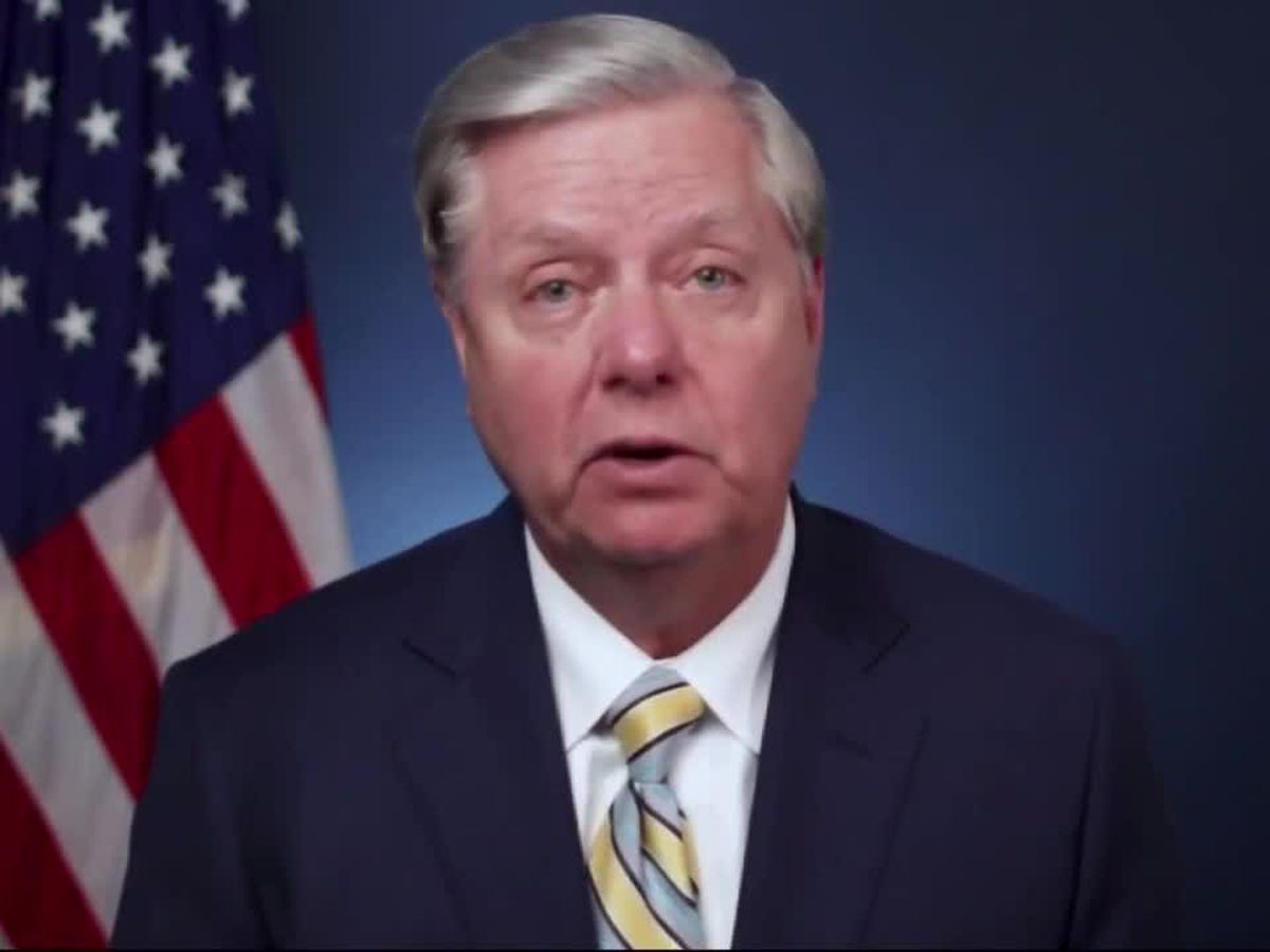 Graham: Push for DC statehood 'a brazen power grab' by Dems