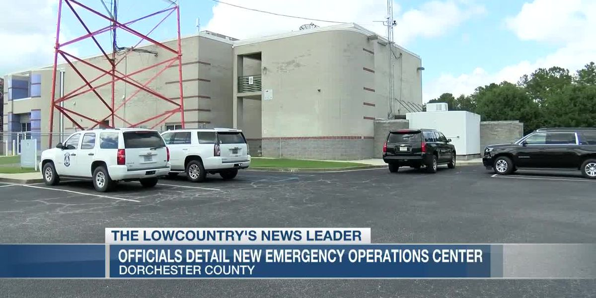 VIDEO: Dorchester County planning new, larger emergency operations center