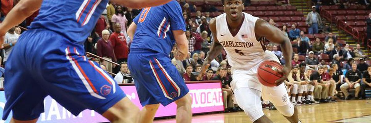 CofC's Brantley, Riller Honored On Preseason All-CAA First Team