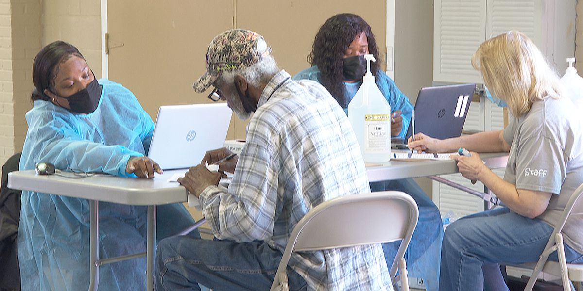 Some in S.C. overcoming hesitancy, lack of internet, and long drives to get vaccinated