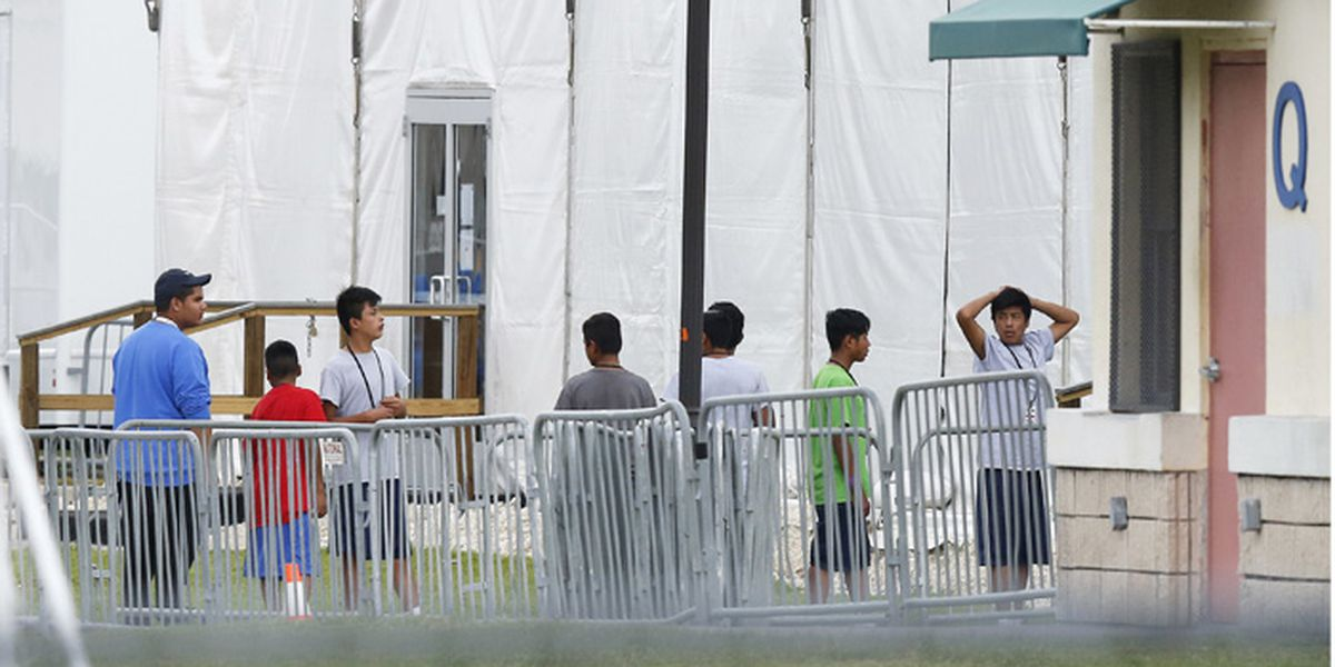 More than 200 children still in detention after immigrant family separations