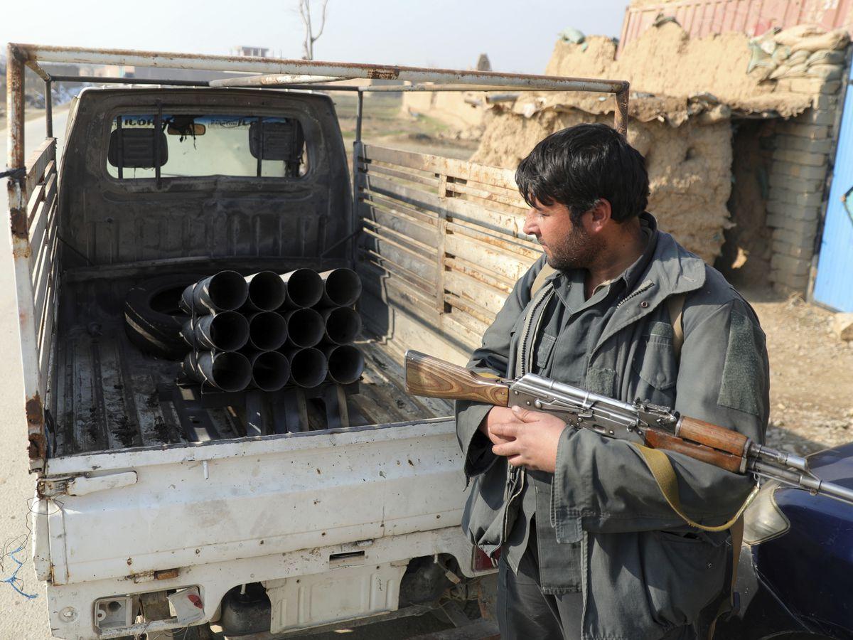 US down to 2,500 troops in Afghanistan, as ordered by Trump