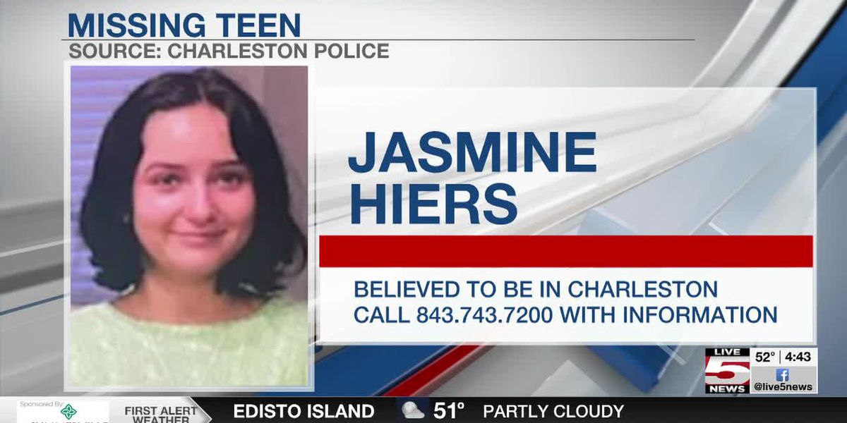 VIDEO: Police searching for 16-year-old missing since Wednesday night