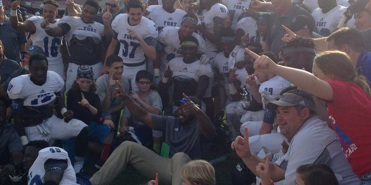 Fort Dorchester Wins first ever State title