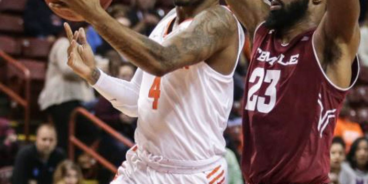 Temple tops Clemson in Charleston Classic championship game