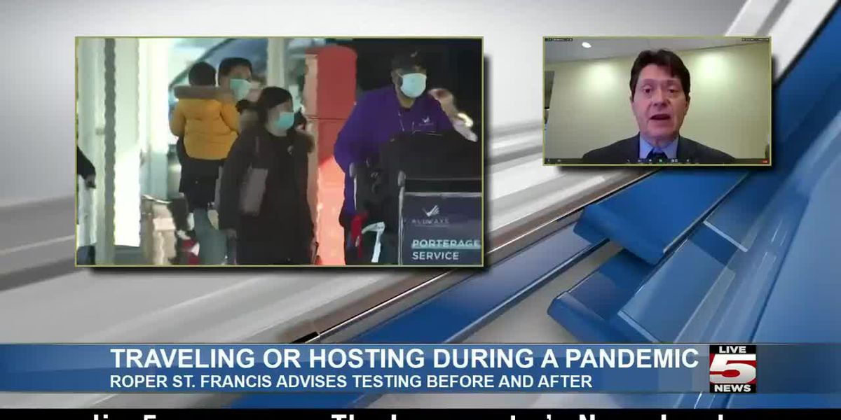 LIVE 5 ALERT DESK: Doctors encourage people to get tested for COVID-19 before the holidays