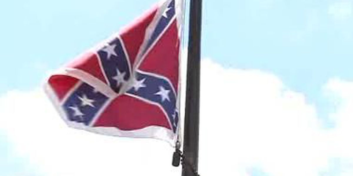 Last Confederate flag to fly at SC statehouse now on display in museum