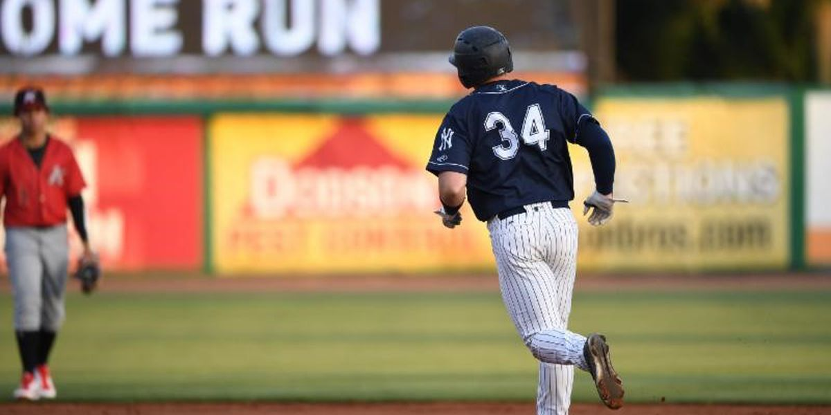 RiverDogs Drop Pitchers' Duel as Skid Hits Three