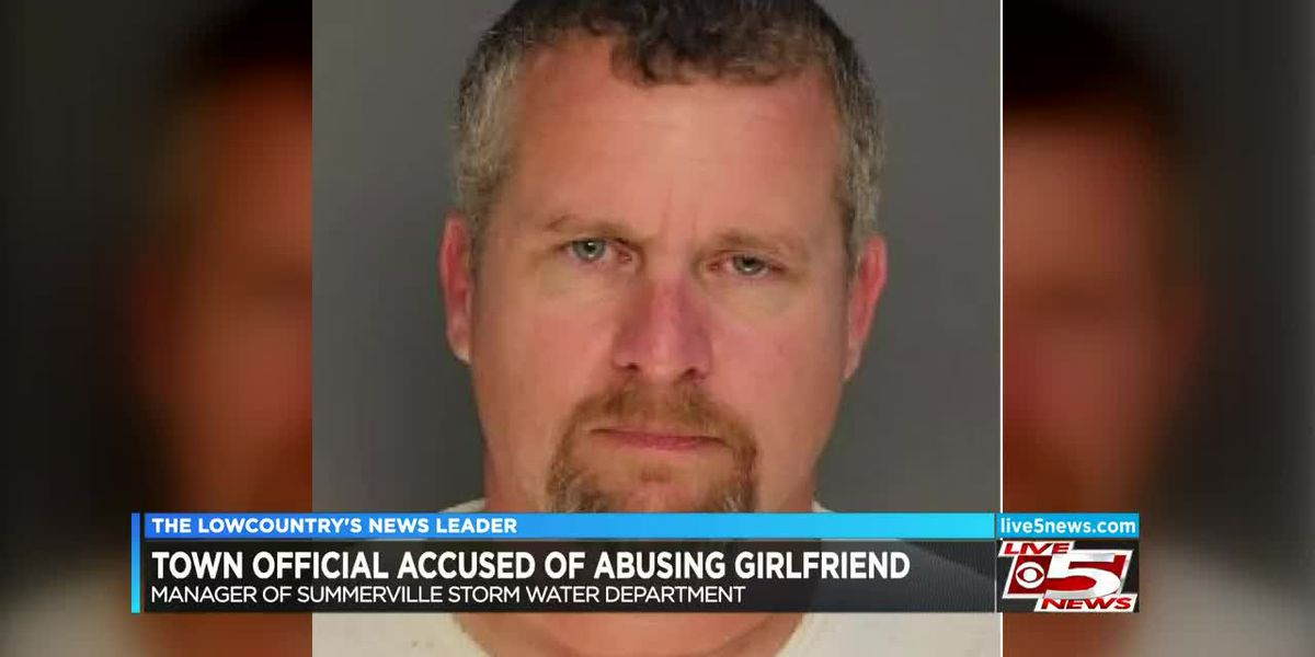 VIDEO: Summerville stormwater director accused of abusing girlfriend