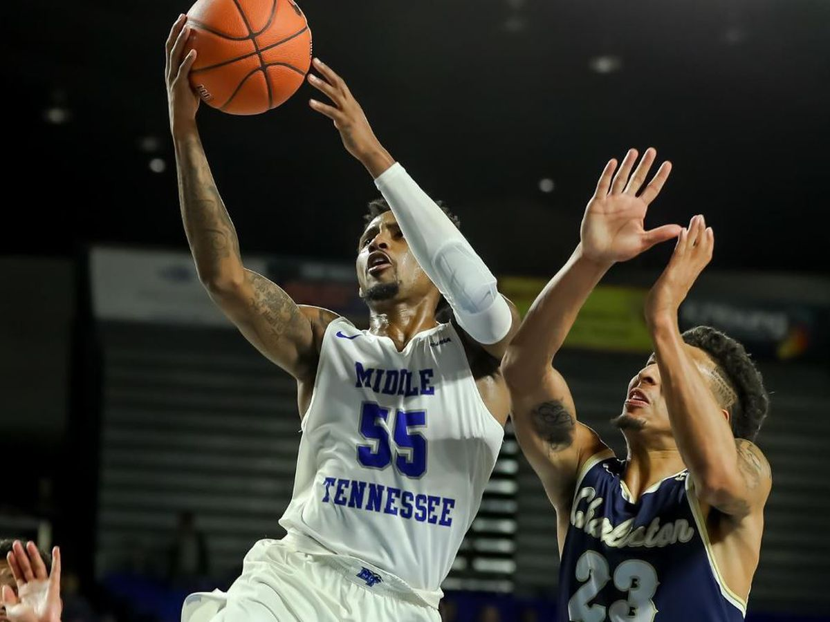 Keeling spearheads valiant comeback attempt in 76-73 loss at MTSU