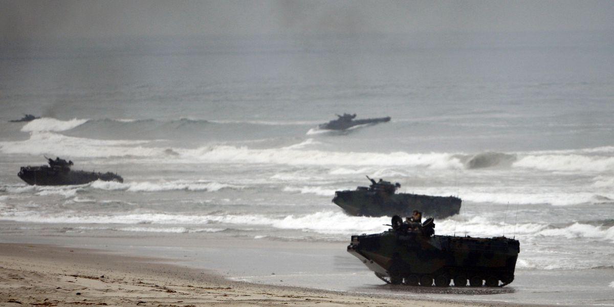Marine inspector general suspended amid tank sinking probe