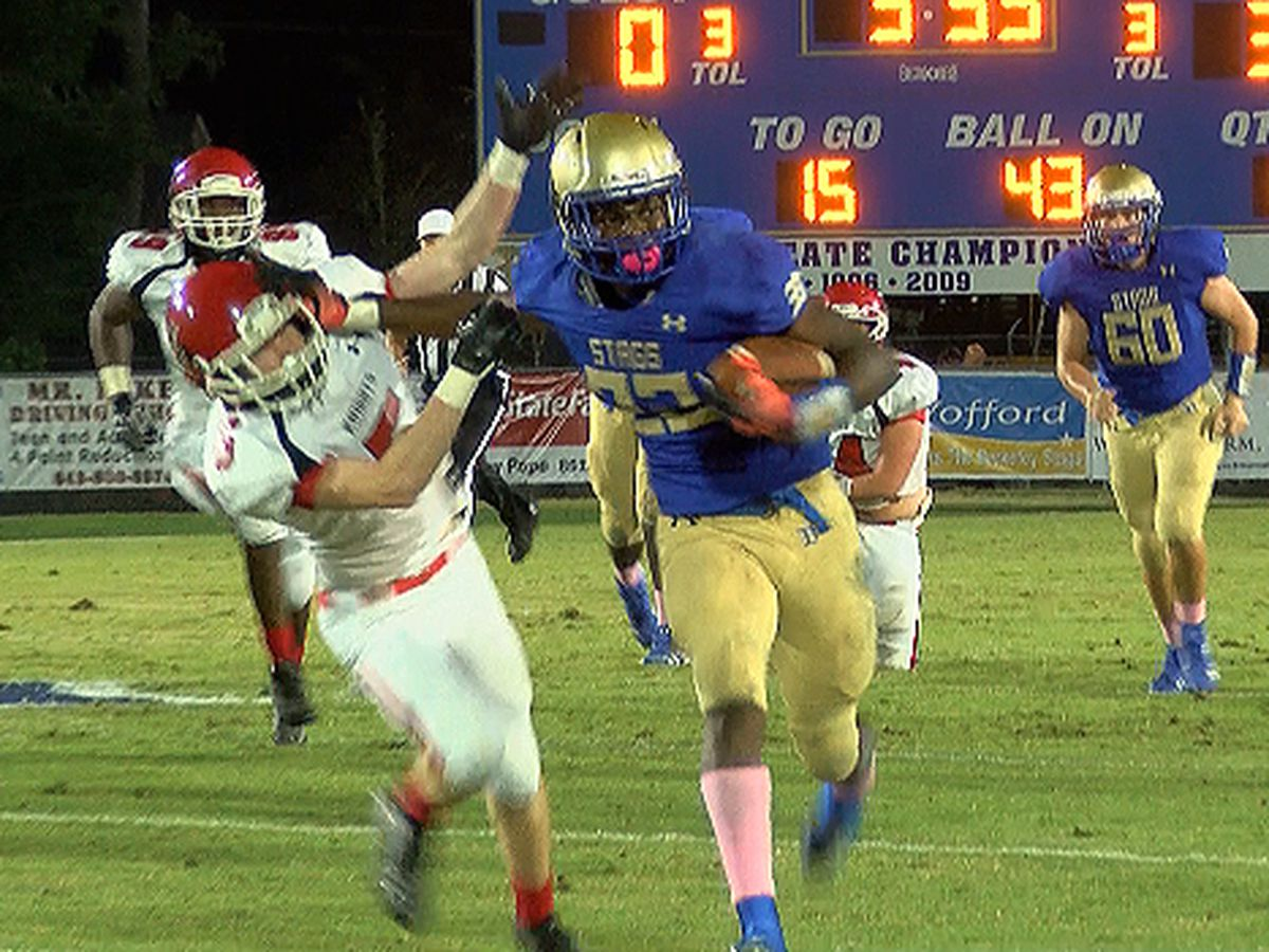 Lowcountry High School Football Coverage (Week 9)