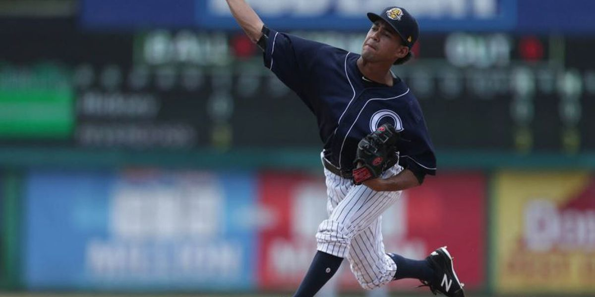 RiverDogs End Season-Long Seven-Game Drought With Win Over Hickory