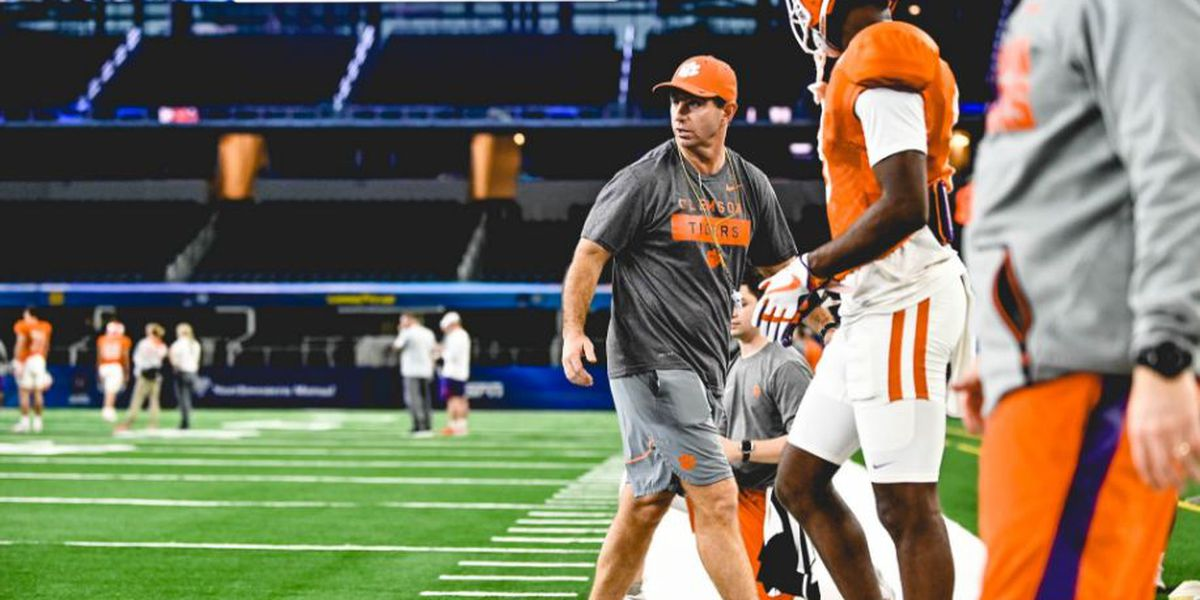 Tigers Turn Up the Intensity in Wednesday Workout