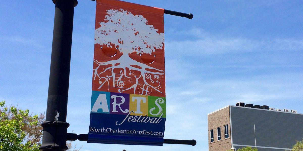 North Charleston celebrates the arts with annual festival