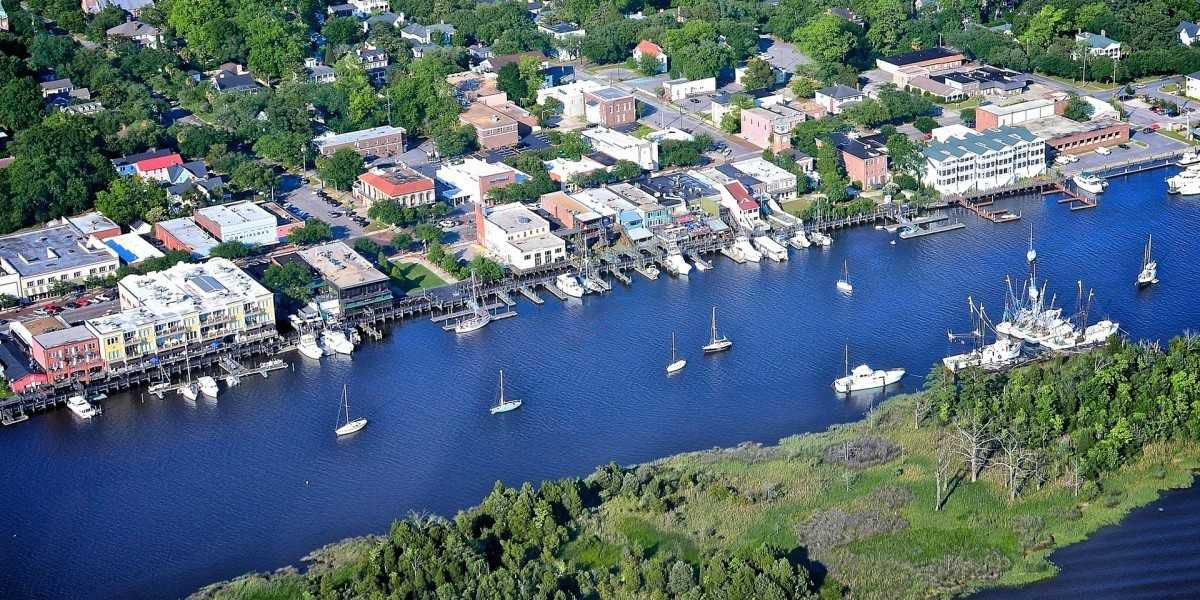 Georgetown in the running for best coastal small town in USA Today poll