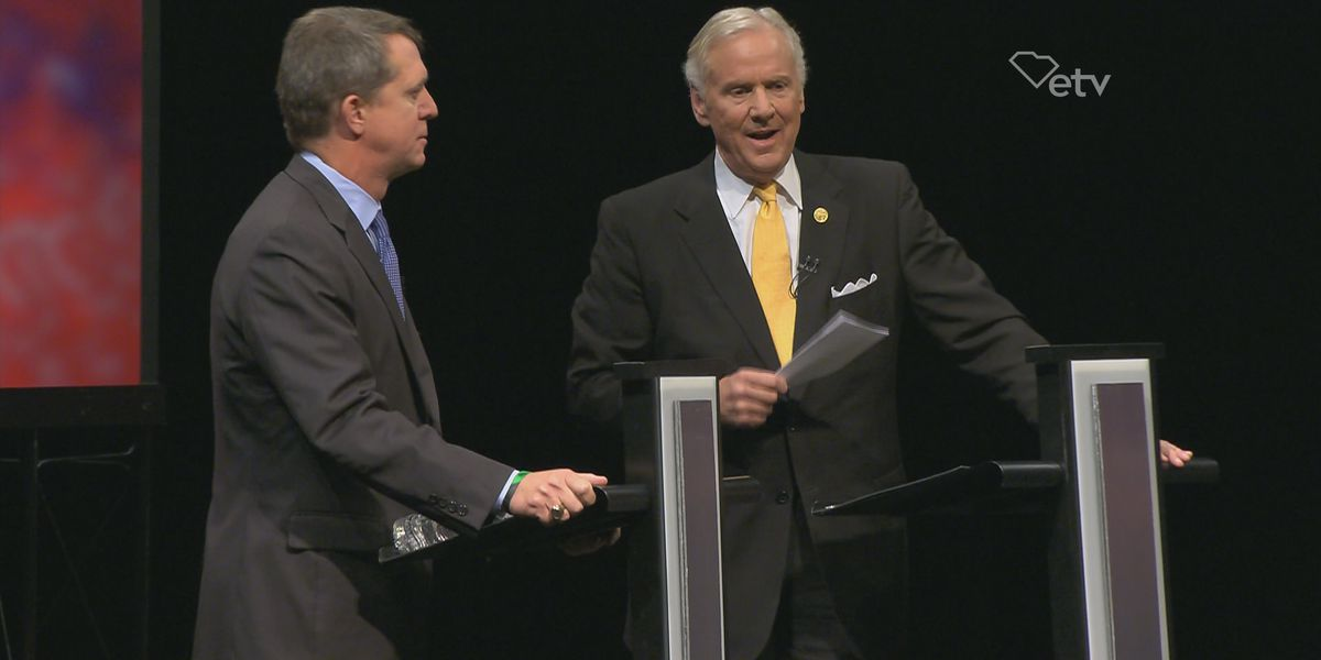 Candidates for SC Governor face off in debate in Florence