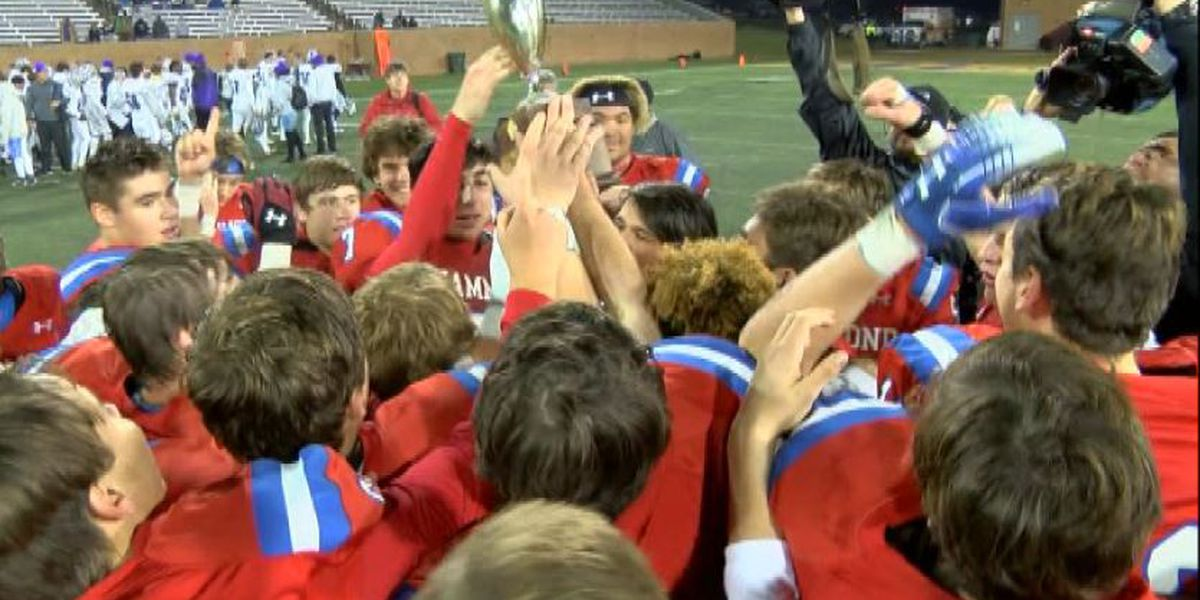 First Baptist no match for Hammond in state title game
