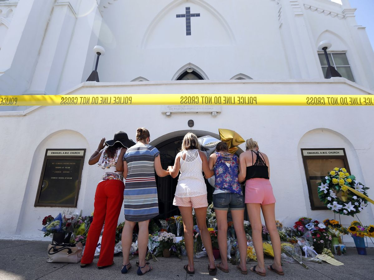 Appeals court reinstates lawsuit in Charleston church shooting case